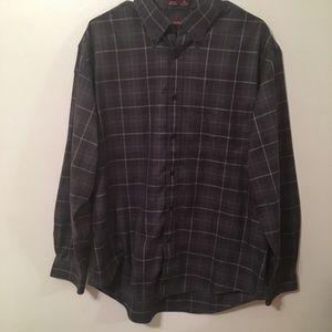 Men's Nordstrom Flannel Shirt